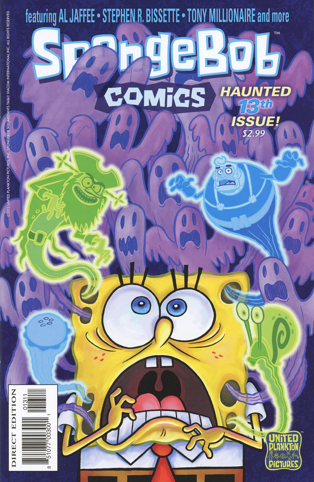 Haunted 13th Issue