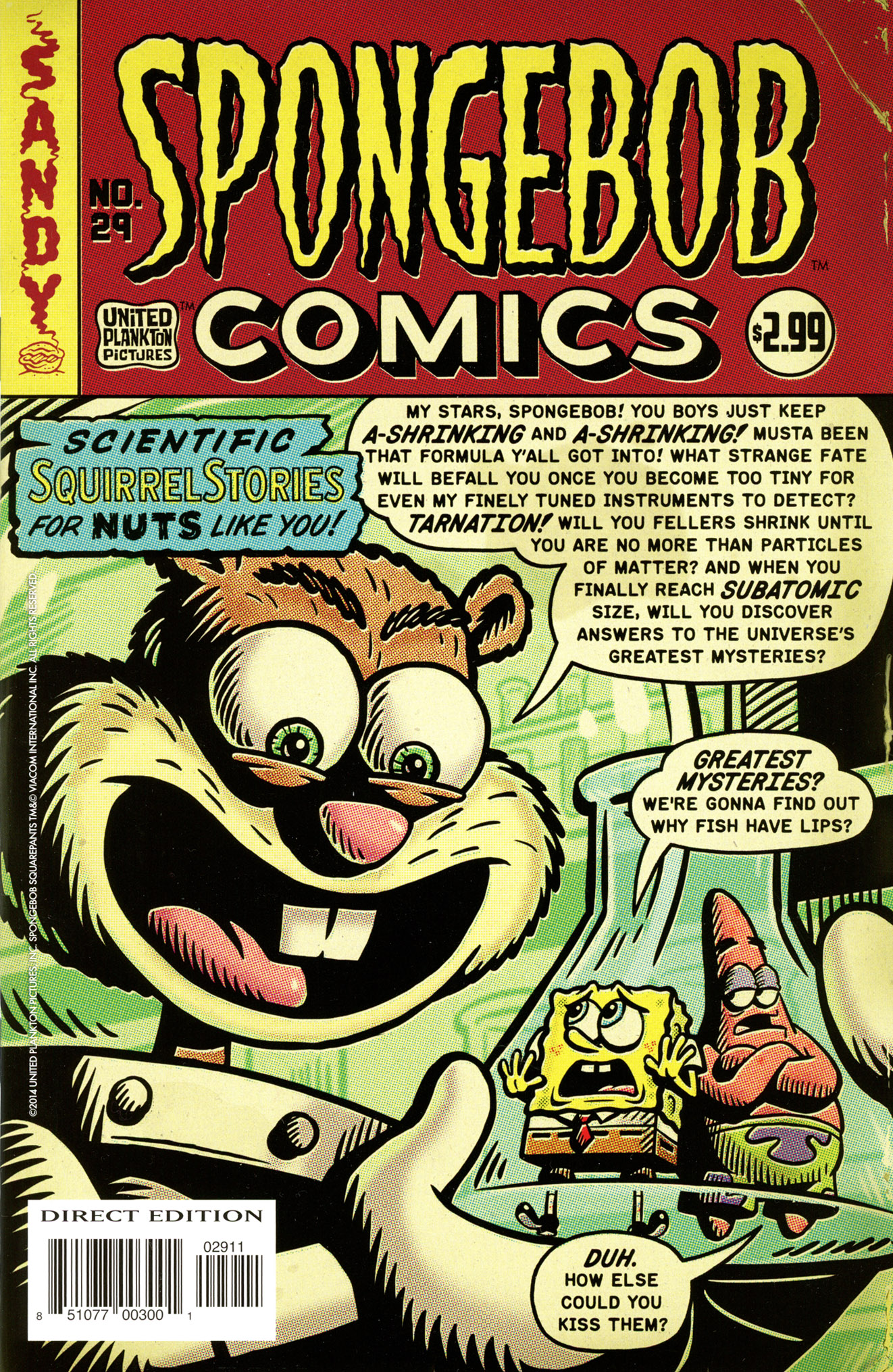 Scientific Stories for Nuts Like You!