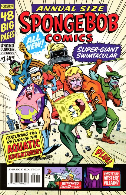 Super-Giant Swimtacular #1