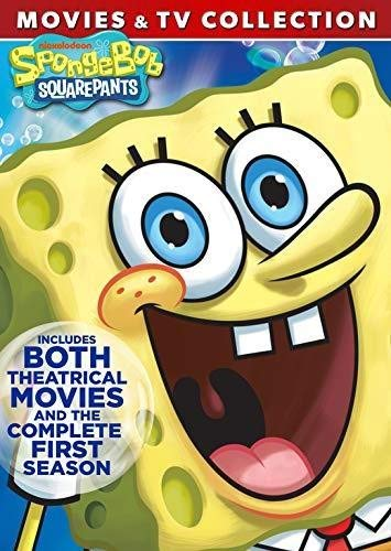 The SpongeBob SquarePants TV and Movie Collection