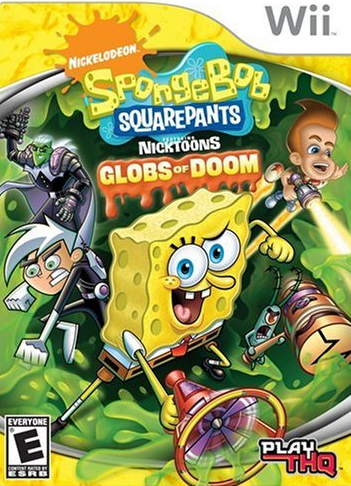 Nicktoons: Globs of Doom