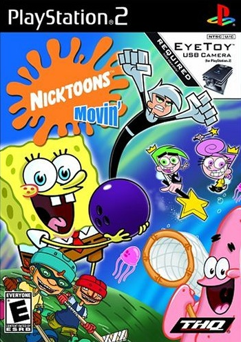 Nicktoons: Movin