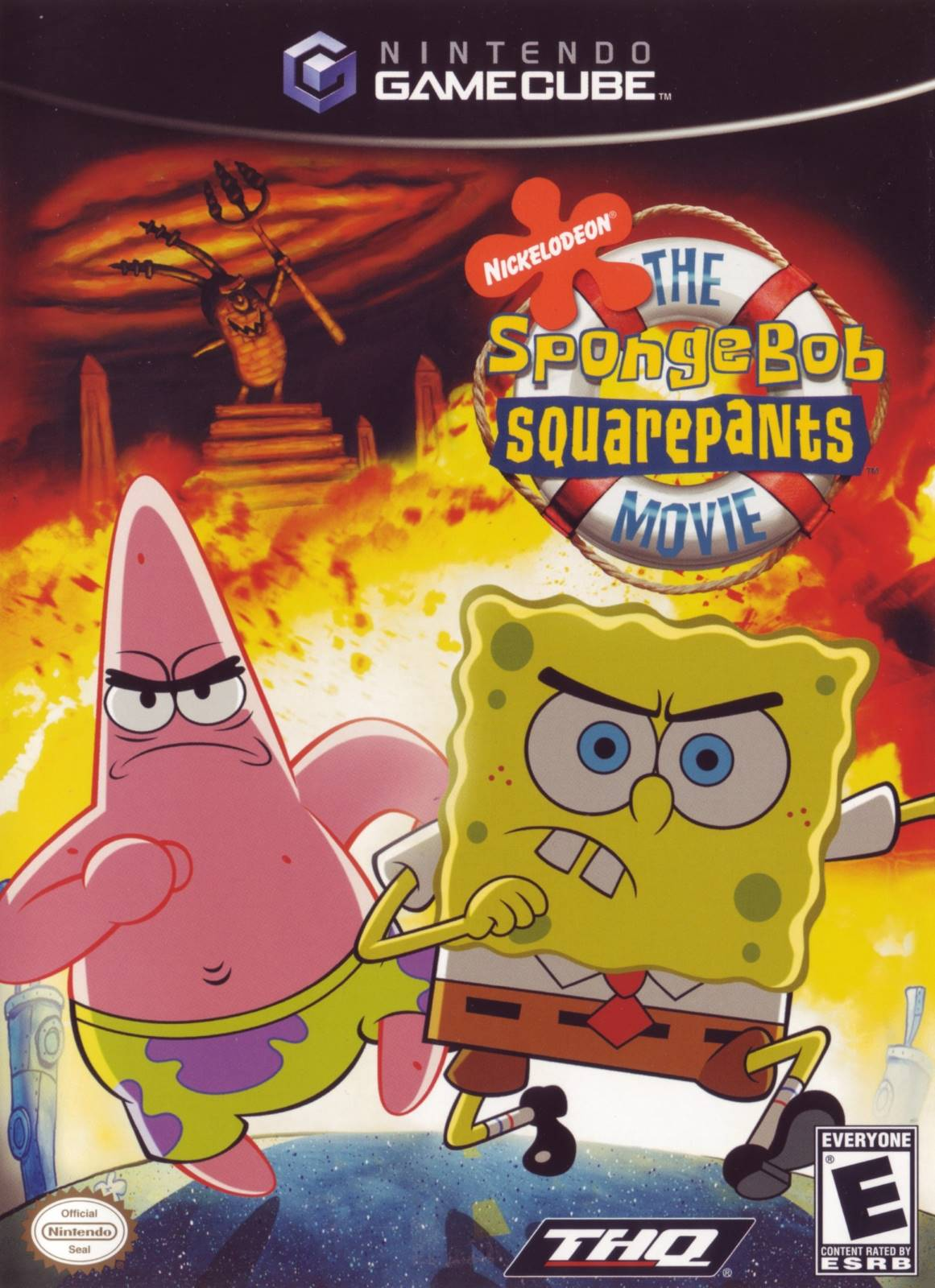 The Spongebob Squarepants Movie Game