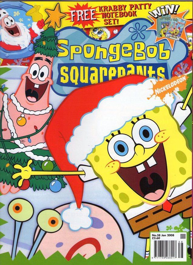 Spongebuddy Mania 25 Days Of Christmas 2012