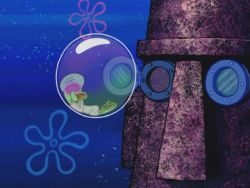 spongebob poison sea urchins