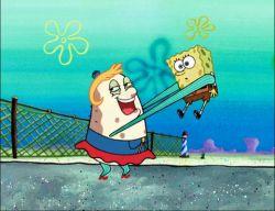 Spongebuddy Mania Spongebob Transcripts No Free Rides