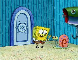 SpongeBob SquarePants - Procrastination