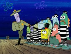 SpongeBuddy Mania - SpongeBob Transcripts - The Inmates of
